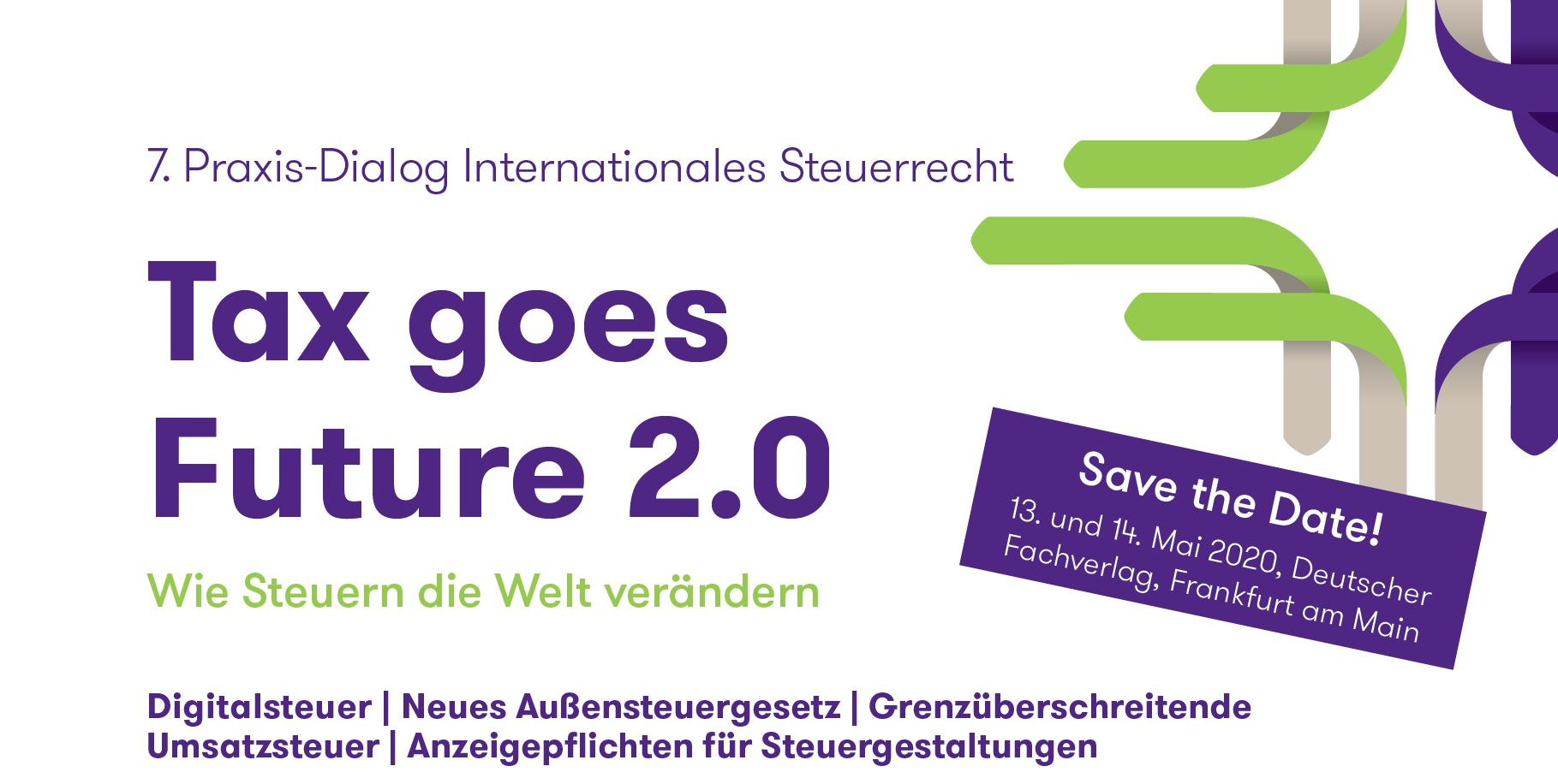 7. Praxis-Dialog Internationales Steuerrecht