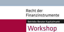 RdF-Workshop AIFM-Richtlinie – Update III